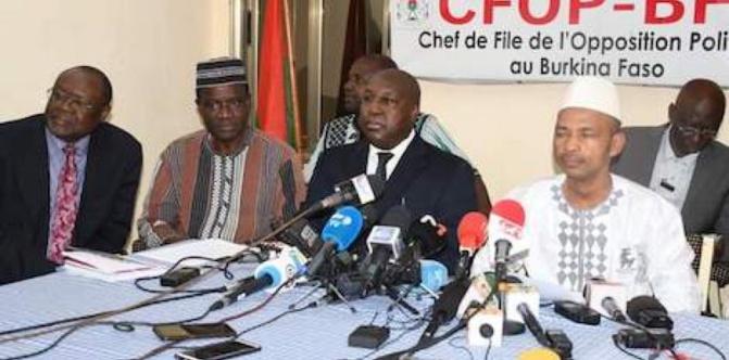 Burkina Faso: Déclaration des candidats signataires de l'Accord politique de Ouagadougou