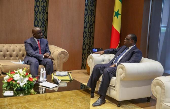 Première rencontre officielle: ce que Macky Sall et Idrissa Seck se sont dits