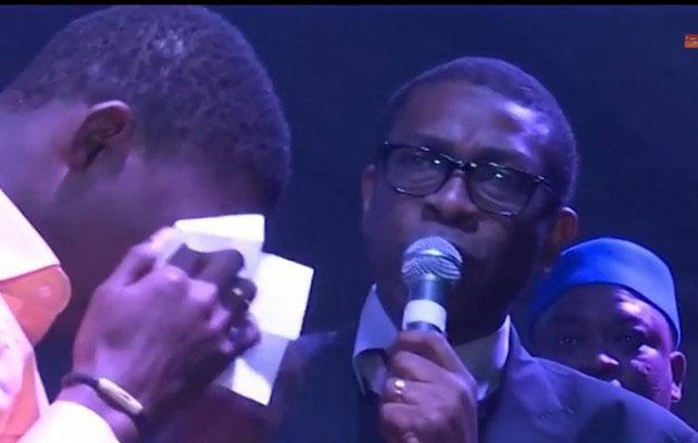 Télévision à la carte/ Après avoir battu son record de Live: Si Youssou Ndour s'essaie au Pay-per-view  avec Waly Seck et Pape Diouf  sur le même Podium ??