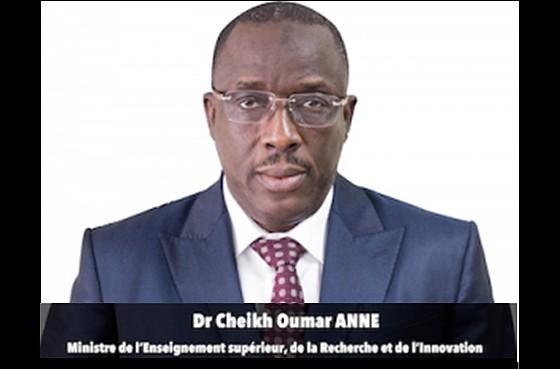 Affaire des 1.300 bacheliers non orientés: Le démenti de Cheikh Oumar Hanne