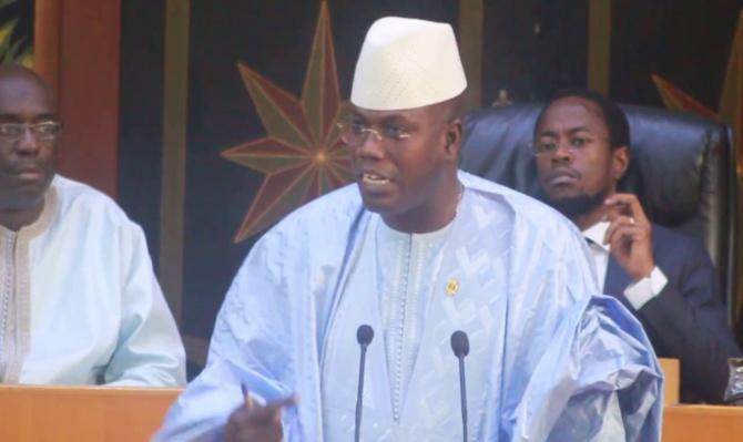 """Assemblée nationale / Cheikh Abdou Mbacké Dolly: «Celui qui mange des gazelles Oryx, ne sera jamais démis de ses fonctions..."""""""