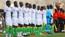 Football: Sénégal-Guinée 1-1