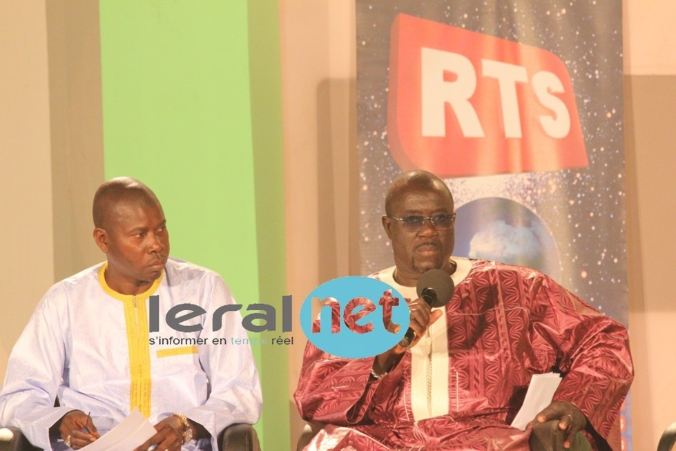 RTS: Le duo Khadim Samb - Ndiaga Diop pour faire oublier Malick Thiandoum