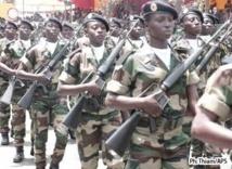 L'Armée se met au féminin: un document pour l'équité du genre