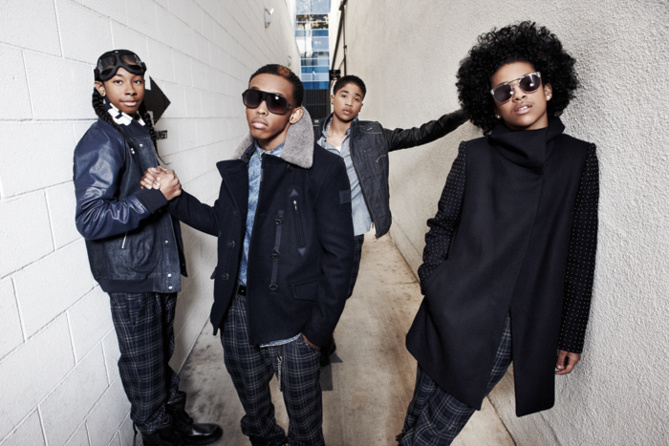 La tornade Mindless Behavior est de retour avec un nouveau single Keep Her On The Low