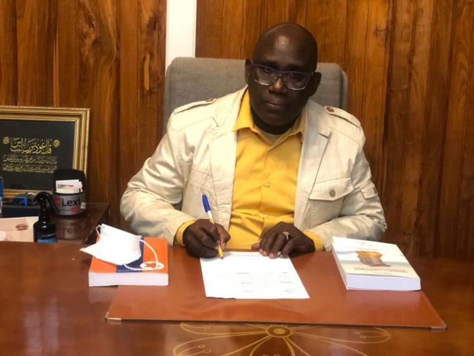 Tambacounda : Syna Cissokho salue les réalisations de l'Etat dans la région et encense Macky Sall.