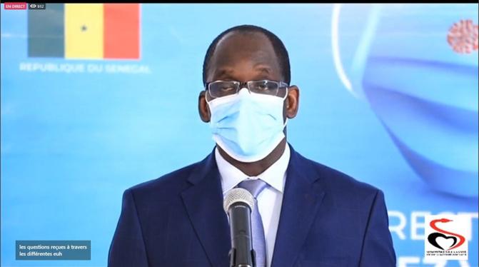 Covid-19: Abdoulaye Diouf Sarr annonce l'interdiction des regroupements et...