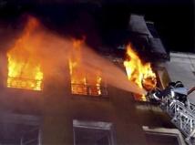 L'incendie à la Médina fait un blessé grave