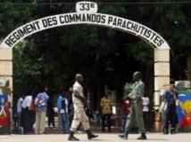 Mali: le camp des bérets rouges de Djicoroni encerclé par les forces de l'ordre
