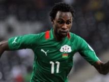 Burkina : Pitroipa autorisé à jouer la finale  Par Sylvain MORNET