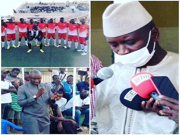 Aly Ngouille Ndiaye décaisse pour le sport local : 10 millions FCfa à chaque club pour cette nouvelle saison