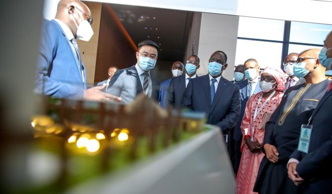 ,Huawei au deuxième Forum du Numérique au Sénégal