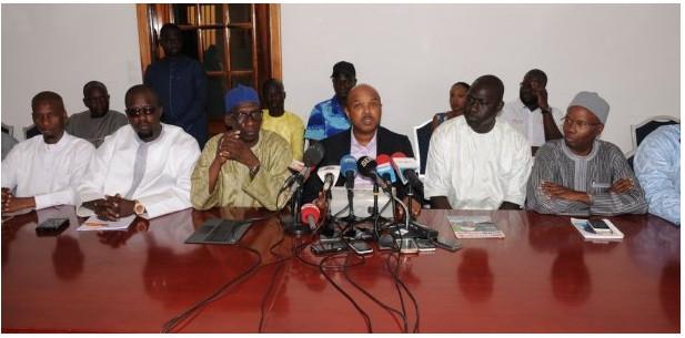 Vaccination anti-Covid-19 au Sénégal: La Coalition Jotna oppose son veto