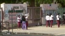 Grève illimitée des enseignants du lycée John F Kennedy
