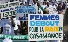 Les femmes de la Casamance invitent l'Etat et le MFDC autour d'une table