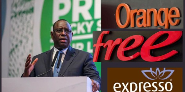 Connexion internet trop chère: Macky Sall interpelle les opérateurs !