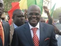 Modibo Diop aperçoit le bout du tunnel