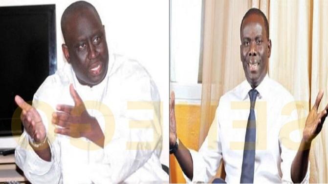 Aliou Sall, Maire de Guédiawaye: «Gackou a le pied gauche et la moitié du pied droit dedans, mais il faut faire vite, car…»