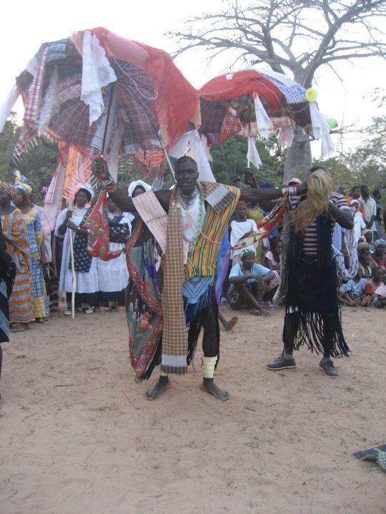 Le Kamagnéne ou fête des récoltes