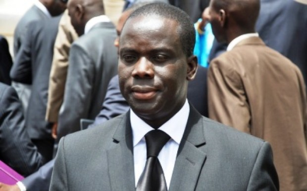 Interdiction de rassemblement: Au Garde-à-vous, Gackou suspend ses activités politiques