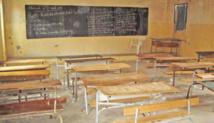 Kaolack : les enseignants du primaire désertent les classes pour la rue