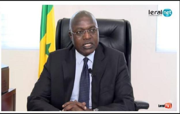 Oumar Gueye sur la tenue des élections locales : « Je ne peux m'engager à dire que ce sera en 2021 ou en 2022»