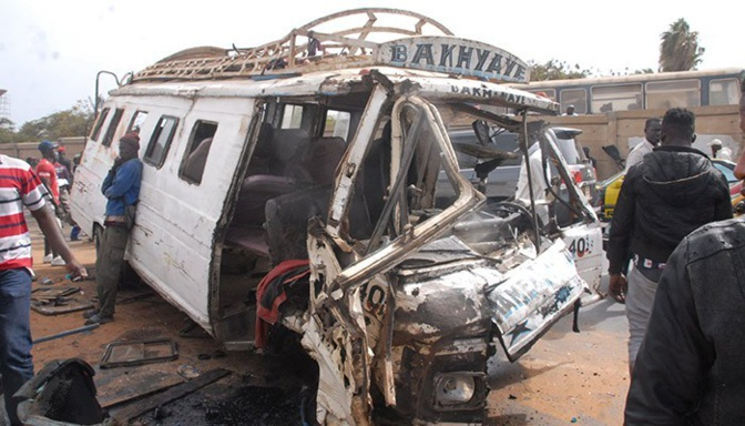 Police / Bilan des routes en novembre: 613 accidents, 20 morts