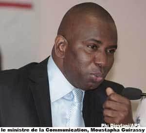 [Audio] Maison de la presse: Moustapha Guirassy précise