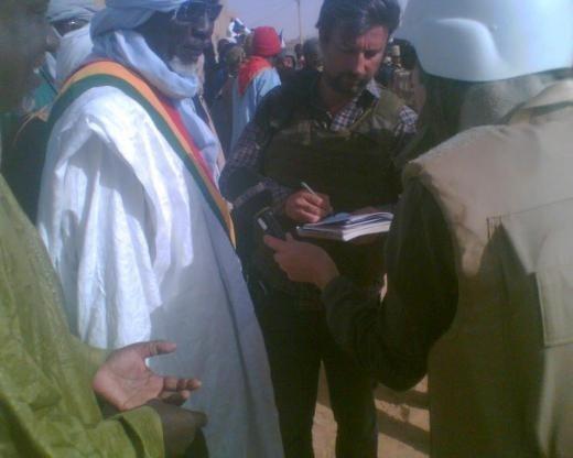 Images et témoignage exclusifs de Bourem, dernière ville malienne reprise aux djihadistes