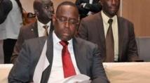 A son Excellence, Monsieur Macky Sall Président de la République