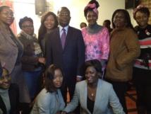 Bruxelles(Belgique) : La diaspora Sénégalaise a rendu un vibrant hommage à l'ambassadeur Paul Badji