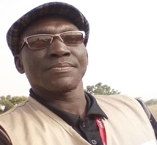 La presse endeuillée : le Journaliste Ibrahima Khalil Sène du GFM est décédé ce lundi