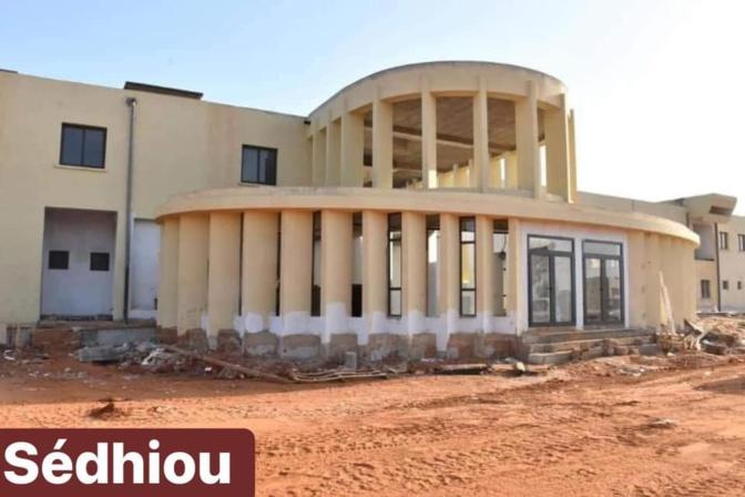Quatre hôpitaux MCO territoriaux structurants construits dans quatre villes différentes ( Macky Sall )