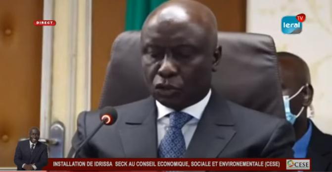 Cese: Idrissa Seck renforce son cabinet