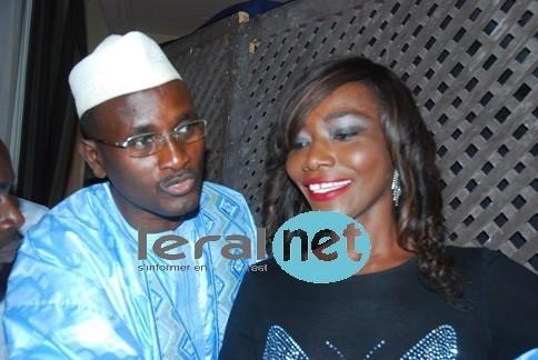 Coumba Gawlo avec Amadou Kane Diallo