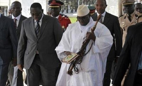 Le « Show » d'Indépendance de Yaya Jammeh