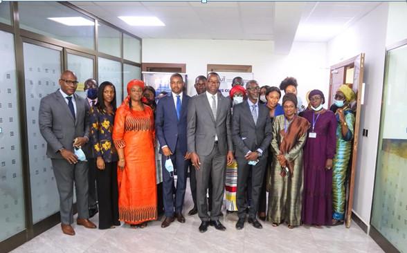 Le ministre de l'ENT, Yankhoba Diatara mise sur l'accès universel pour une meilleure inclusion numérique