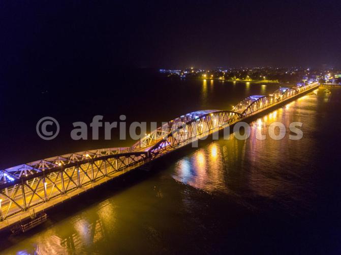 Ville mythe -  Cité magique Patrimoine mondial, ville d'eau ( Oumar Awa Sarr Ndiaye )
