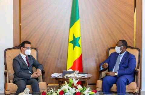840 millions de Dollars pour la réalisation du port de Ndayane: Macky Sall signe avec DP Word