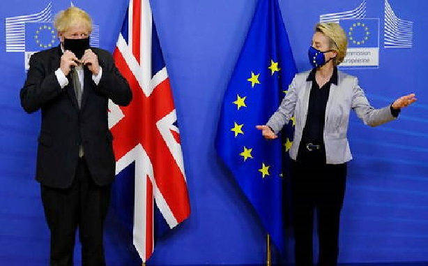 Relations post-Brexit : l'Union européenne et le Royaume-Uni trouvent in extremis un accord