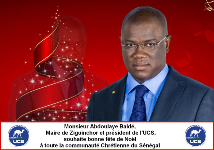 Noël 2020: Abdoulaye Baldé adresse son message de bénédiction aux chrétiens