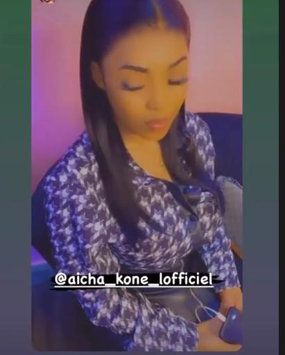 Aïcha Koné de Sen P'tit Gallé, sexy et méconnaissable (Photos)