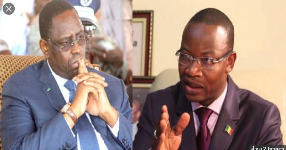 Troisième mandat de Macky Sall : Me Moussa Diop oppose son veto