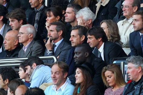 Sarkozy aussi y était…