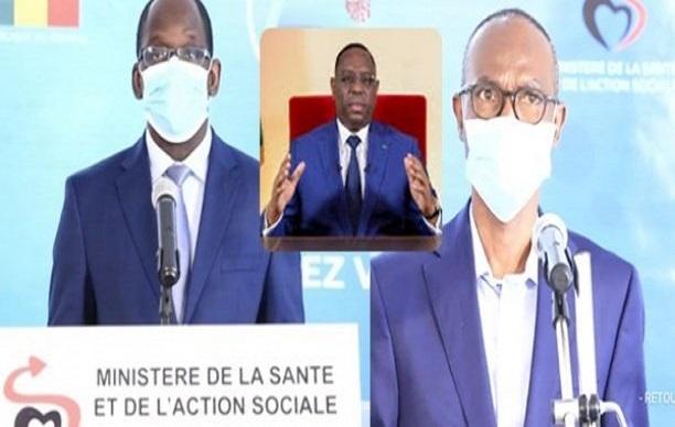 Différend entre Diouf Sarr et le Pr Seydi : Macky ramène son ministre de la santé à la raison