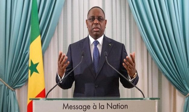 Innovation : Macky Sall face à la presse après son discours à la nation du 31 décembre