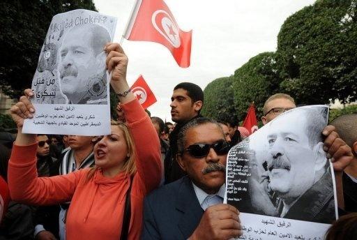 URGENT TUNISIE : le meurtrier présumé de Chokri Belaïd identifié mais en fuite (ministère)