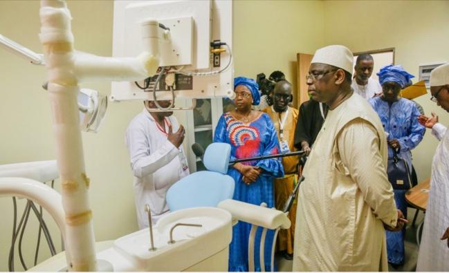 Santé : en 2021, quatre nouveaux hôpitaux seront réceptionnés à Kédougou, Kaffrine, Sédhiou et Touba