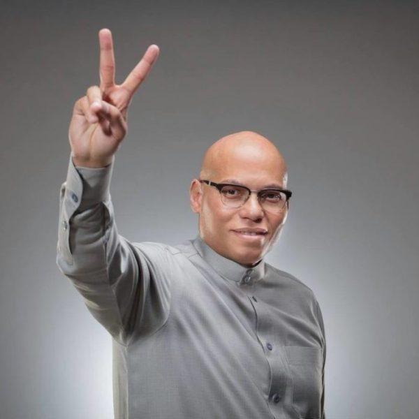 Karim Wade souhaite une bonne et heureuse année à toute la population sénégalaise
