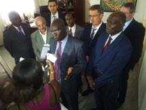 Diène Farba Sarr ne veut pas commenter la gestion d'Aminata Niane à la tête de l'Apix